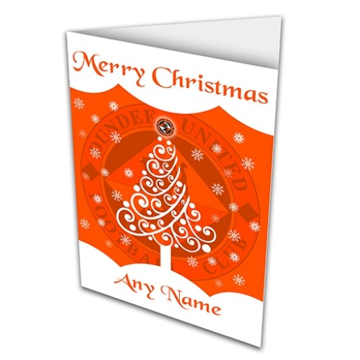Greeting Card Christmas Tree