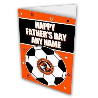 Greeting Card No 1 Dad