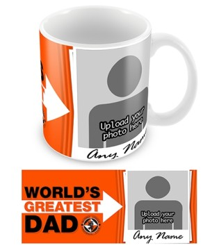 Mug - Fathers Day Photo Upload