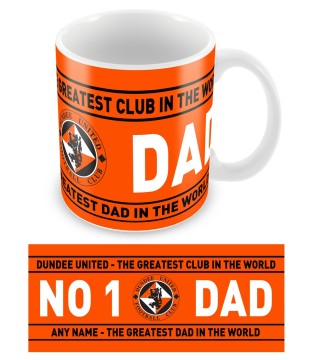 Mug - Fathers Day No.1 Dad