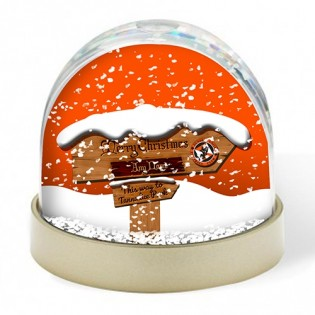 Snow Globe - Christmas Sign